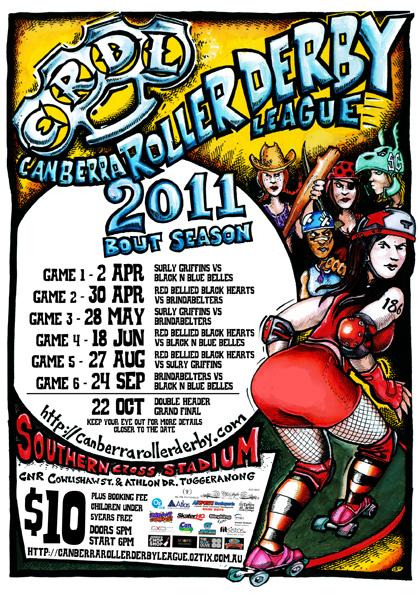 CRDL 2011 seasons