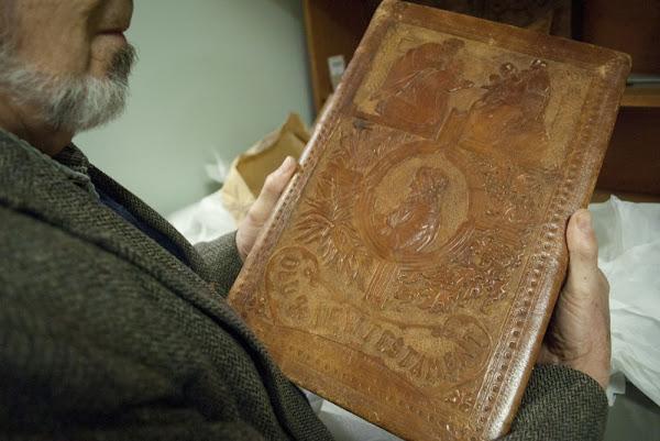 Governor Hunter's bible