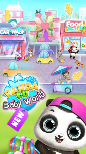 Panda Lu Baby Bear World - New Pet Care Adventure 1.0.71 screenshots 8