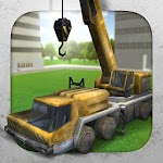City Road Construction Sim Icon