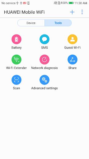 Huawei SmartHome 9.0.8.325 screenshots 2