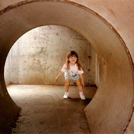 This way! by Wendy Alley - Babies & Children Children Candids