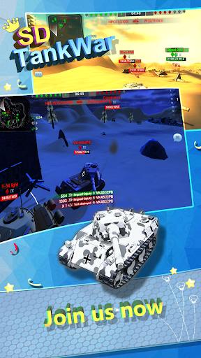 SD Tank War cheat screenshots 3