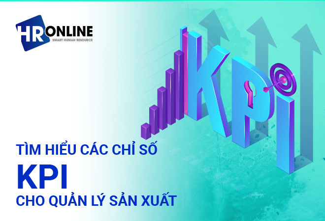 Tìm hiểu các chỉ số KPI cho quản lý sản xuất