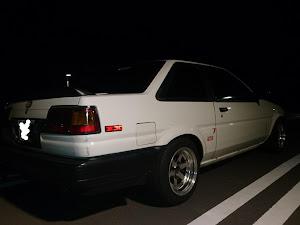 スプリンタートレノ AE86 S61   GTのカスタム事例画像 NANAさんの2019年12月02日18:13の投稿