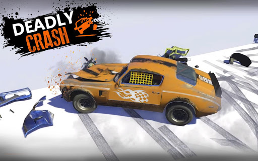 Car Crash Beam  Drive Sim: Death Stairs Jump Down 1.2 screenshots 10