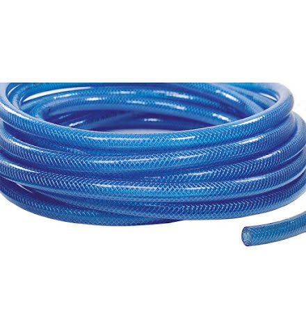 Kemslang PVC R+M Blå / 1m