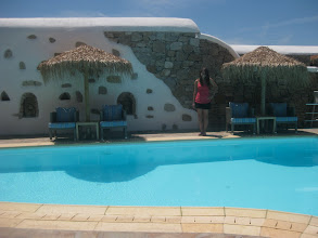 Photo: but its pool is lovely!