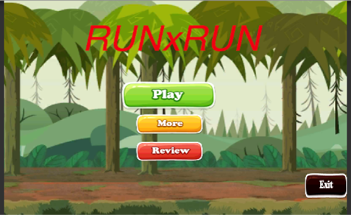 RUNxRUN -タップするだけ簡単アクションゲーム-