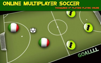 Air Soccer Fever Screenshot 1