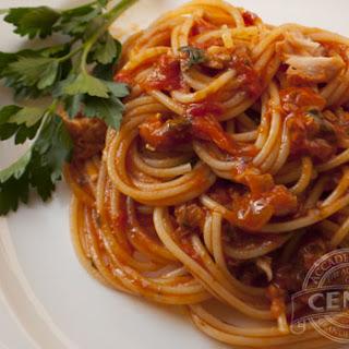 Pasta Mare Tirreno