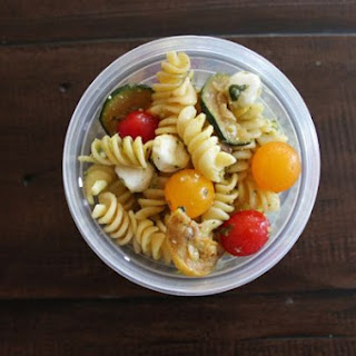 Rotini Vegetable Salad With Italian Dressing Recipes