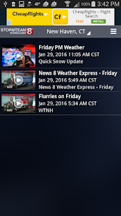 StormTeam8 - WTNH Weather- screenshot thumbnail