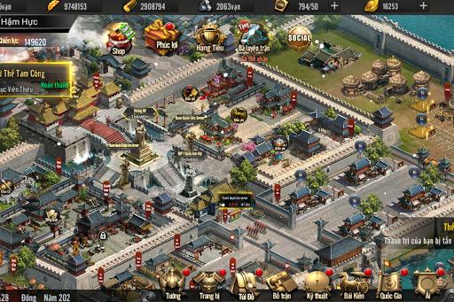 Tam Quu1ed1c Truyu1ec1n Ku1ef3 Mobile - Tam Quoc Truyen Ky 1.8.1 screenshots 10