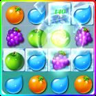 Fruit Bomb Match 3 icon