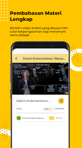 Zenius - Belajar Online android2mod screenshots 4