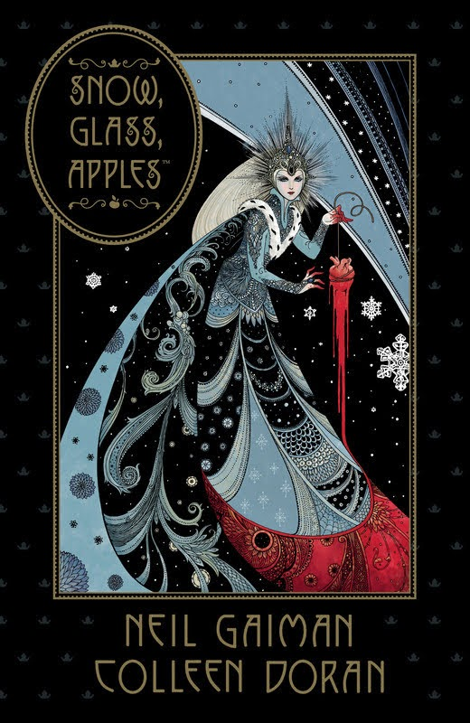 Snow, Glass, Apples (2019)