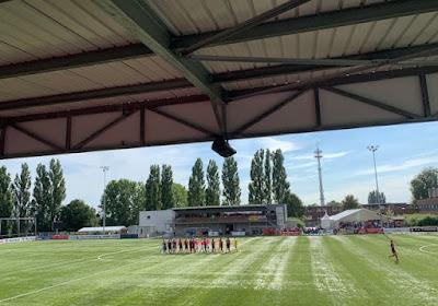 Le FC Liège s'incline face à une équipe de première division lors de son premier match amical de la saison