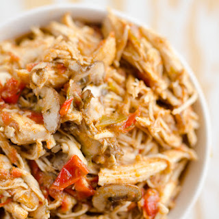 Italian Chicken (Pressure Cooker or Crock Pot)