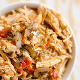 Italian Chicken (Pressure Cooker or Crock Pot).