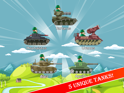 Funny Tanks 2.0 screenshots 15