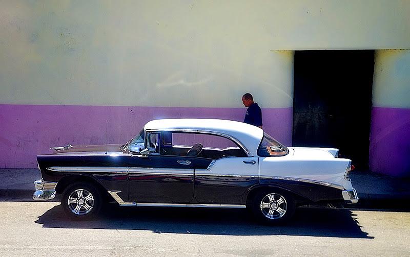 Coche cubano di Paolo De Chellis