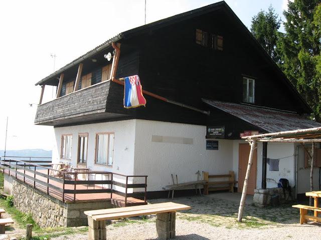 Planinarski dom Žitnica, Japetić