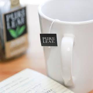 Vanilla Milk Tea.