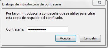 certificadodigital5 ¿Cómo copiar un certificado digital a otro ordenador?