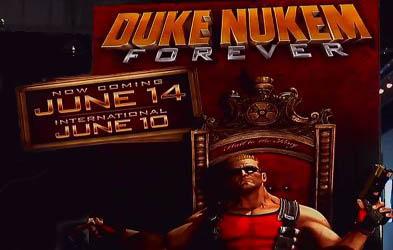 duke10%20Junio Duke Nukem Forever se vuelve a retrasar... al 10 de Junio