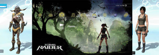 avatar%20lara%20croft%20ps3 Tomb Raider: Trilogy... Lara Croft en HD