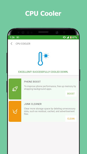 Battery Master Fast charging Saver Phone Cleaner screenshot 7