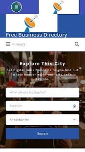 Get Digital India Online App - náhled