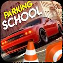 Car Parking School icon