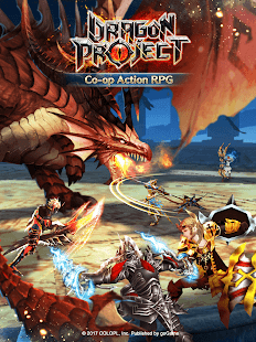 Dragon Project mod apk