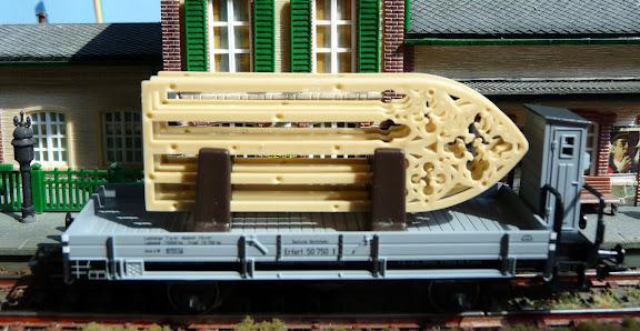 750 jaar Dom in Keulen wagen