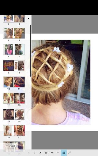 無料生活Appの髪型のチュートリアル|HotApp4Game