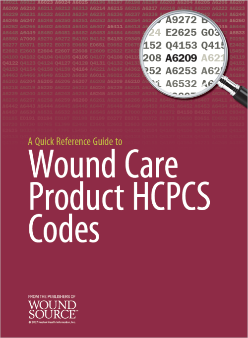 Wound Care Product HCPCS Codes