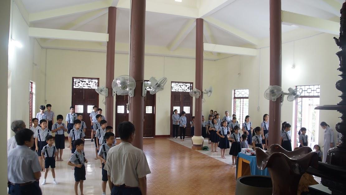 GĐPT Từ Ân tổ chức Lễ Lên đoàn và Tổng kết Phật sự năm Canh Tý (2020)
