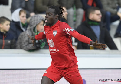 Eupen peut remercier Mamadou Fall contre le Cercle Bruges