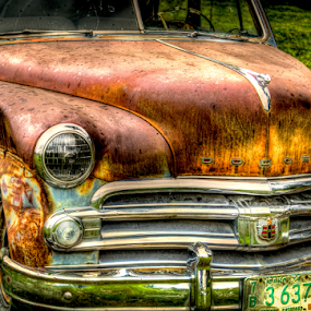 Field Dodge 050518 by Anthony Balzarini - Transportation Automobiles ( #car, #collectable, #classic, #photography, #dodge,  )