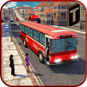 City Bus Driving Mania 3D