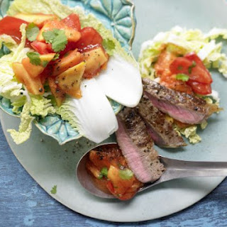 Steak Salad Top Round Recipes
