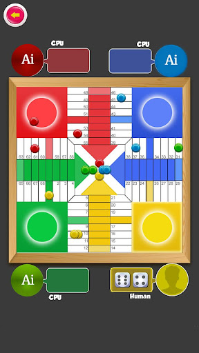 Parcheesi Best Board Game - Offline Multiplayer screenshots 5