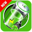 Fast Charging Battery icon