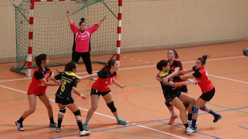 Primera División Nacional femenina.