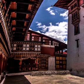 by Debasis Banerjee - Buildings & Architecture Public & Historical