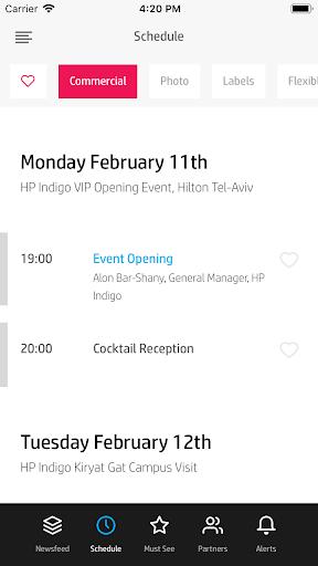 HP Indigo VIP Event 2020 Screenshots 4