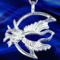 Nightbird Pendant.