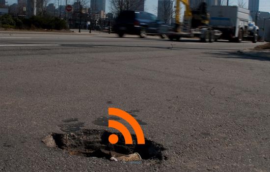 Pothole RSS